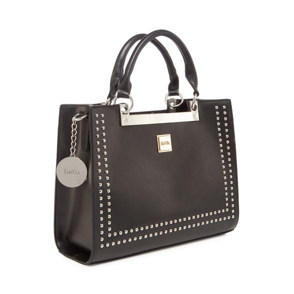 studded bag 'Eva' Faith grab Black XZwzOEqY