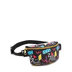 Mi-Pac - Multicoloured printed bumbag