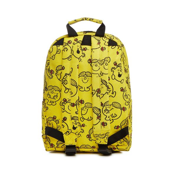 Miss Mi Sunshine' Yellow backpack Pac 'Little print P880ntqR