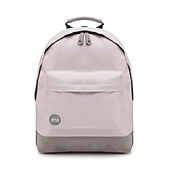 Mi-Pac - Light pink 'Classic' backpack