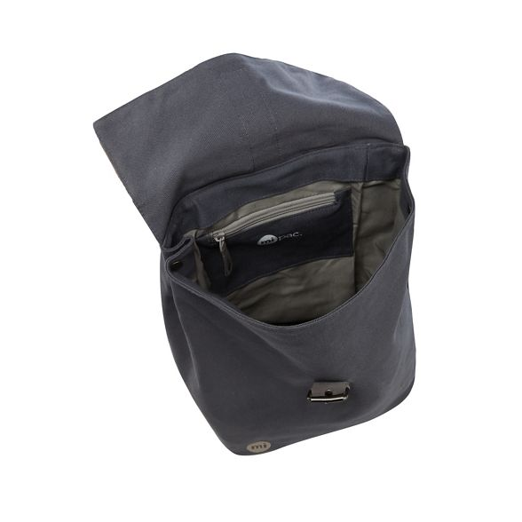 'Canvas Pac Mi Pack' Day backpack Grey fEfxwqav