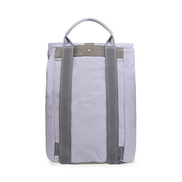 Mi Pac Pack' Lilac backpack 'Canvas Day rrxAwUSqd