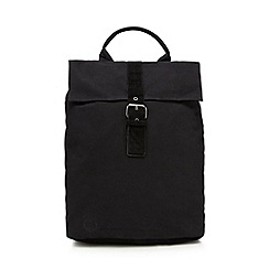 Mi-Pac - Black 'Canvas Day Pack' backpack