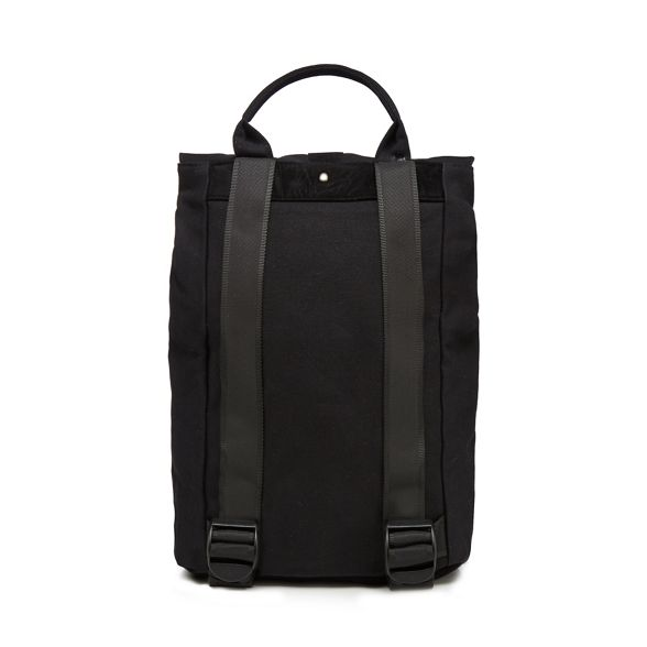 Black Pac Pack' Mi backpack Day 'Canvas 5pqnwd