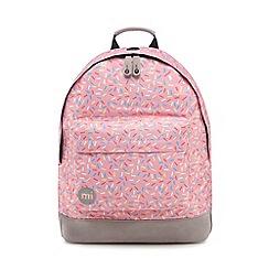 Mi-Pac - Pink sprinkles print backpack