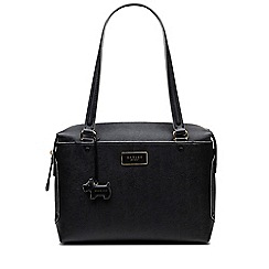 Radley - Black leather 'Kenley Common' crossbody bag
