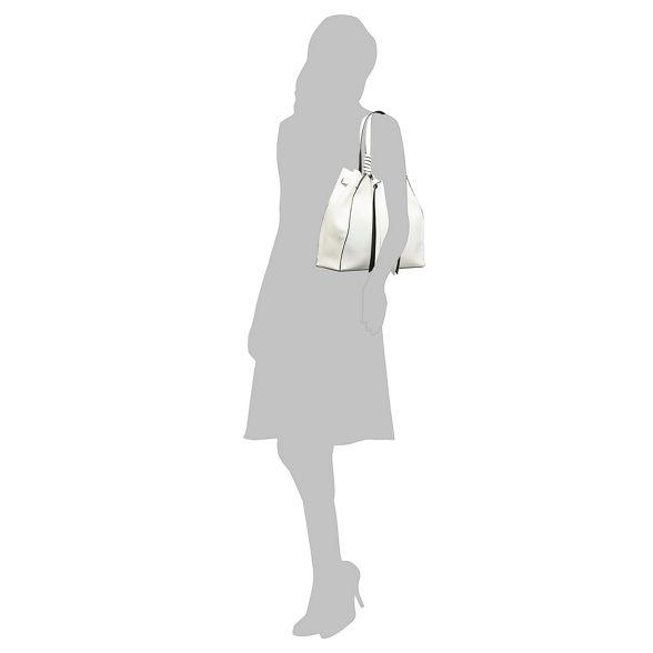 Faith bag White tote White Faith IxdZzgZ