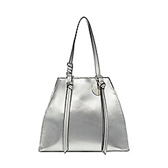 Faith - Silver tote bag