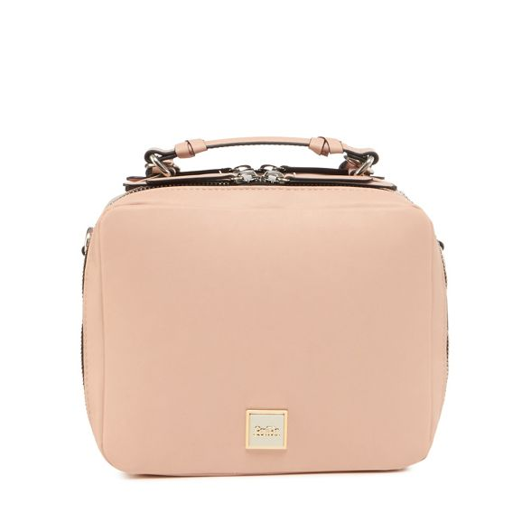 grab zip Faith detail bag Pink 8gqxqwtS