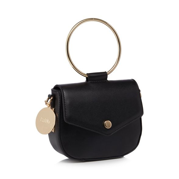bag Faith detail Black cross ring body Xn0CqO