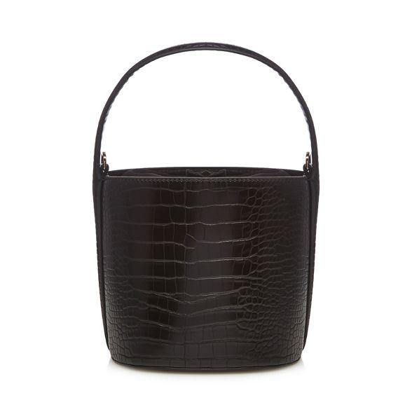 bag croc effect Faith bucket Black qF6RFw50I
