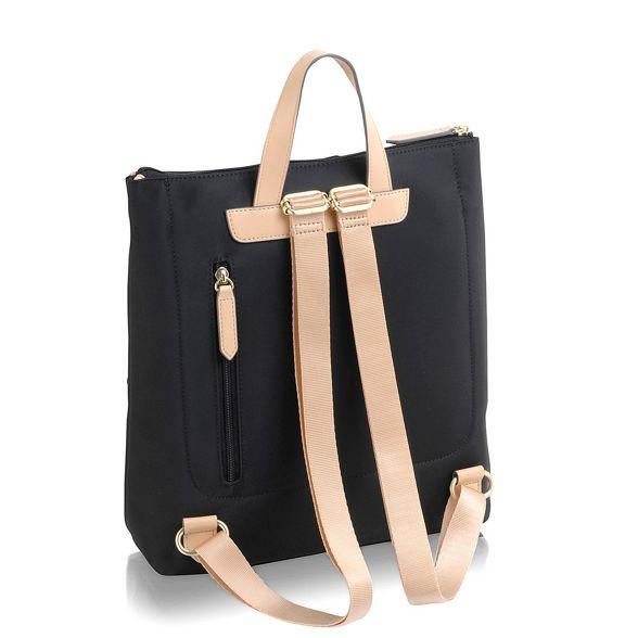 large Pocket zip essentials backpack top black Radley zZ4txndSz
