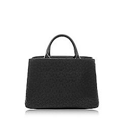 Marc B - Black 'Cherrybrook Star Quilt' Handbag
