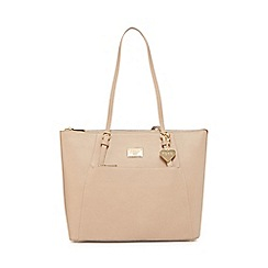 Marc B - Taupe 'Angel' shopper bag