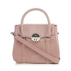 The Collection - Purple patent small grab bag