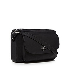 The Collection - Black cross body bag