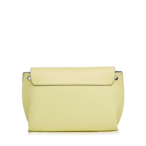 The body Collection Yellow textured cross bag pFZqp