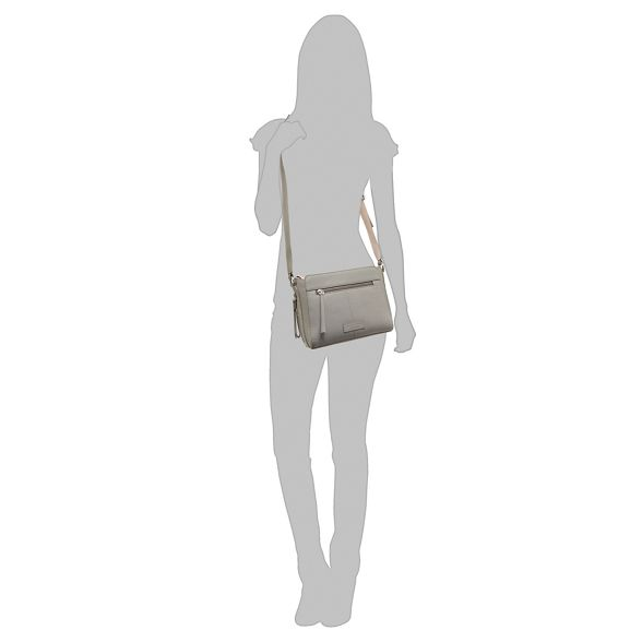 cross The leather Collection Grey bag body Cqt6qw