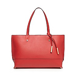 The Collection - Red tote bag