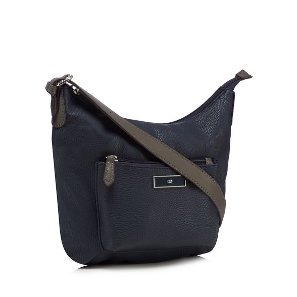 front body bag Collection cross Navy pocket The gBx6wOqf