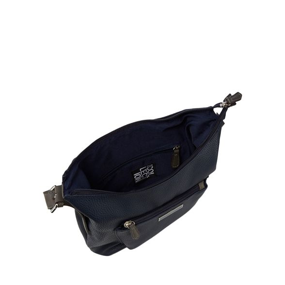 Navy bag front cross The pocket body Collection 6UwTx5