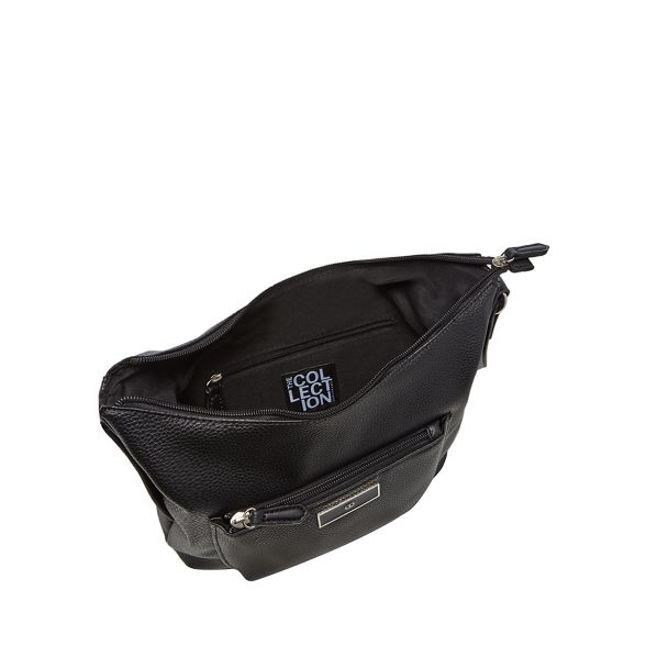 Black Collection body front The cross bag pocket q5X4wd