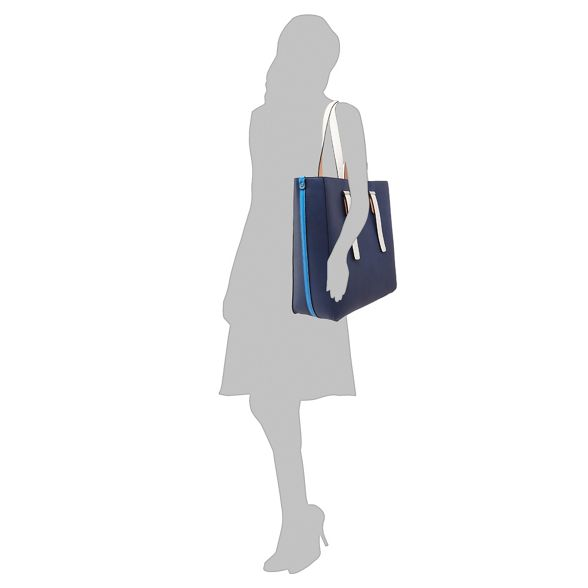 Navy shopper Principles structured Navy Principles Principles structured Navy bag shopper bag structured AdIYxIqrn