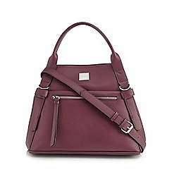 Principles - Wine red large grab bag