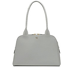 Radley - Light grey leather 'Millbank' tote bag