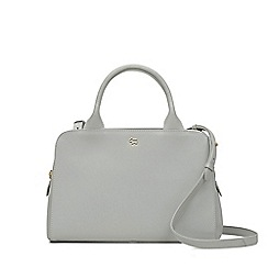 Radley - Light grey leather 'Millbank' multi-way bag