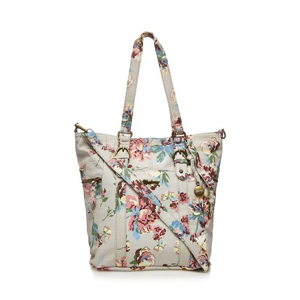 floral coloured Multi bag bucket Mantaray print PqAwTxTC