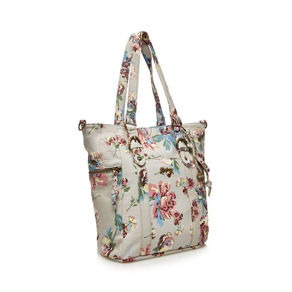 coloured print bag bucket Mantaray floral Multi Znqwxnz6f