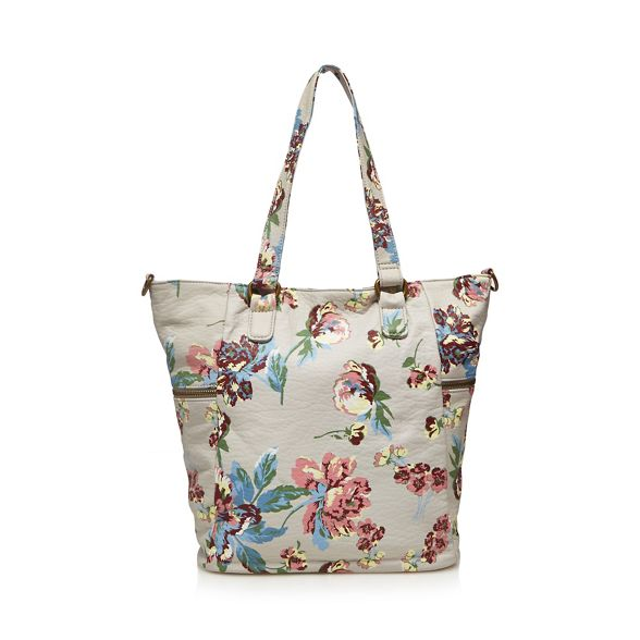 coloured bucket Multi bag print floral Mantaray fU1Yw5qf