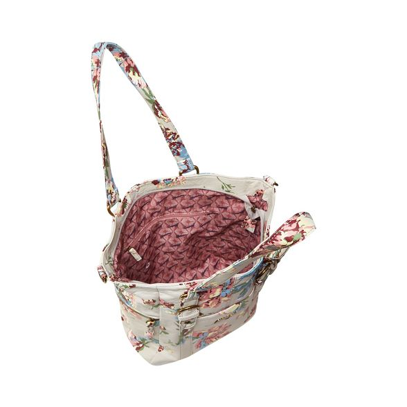 Multi Mantaray floral print coloured bucket bag TPUqwUx4Y