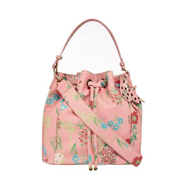 Mantaray duffle Pink floral bag print PROPrqw
