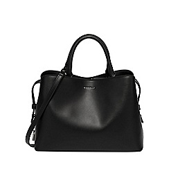 Fiorelli - Black bethnal triple compartment bag