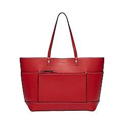 Fiorelli - Red bucket tote bag