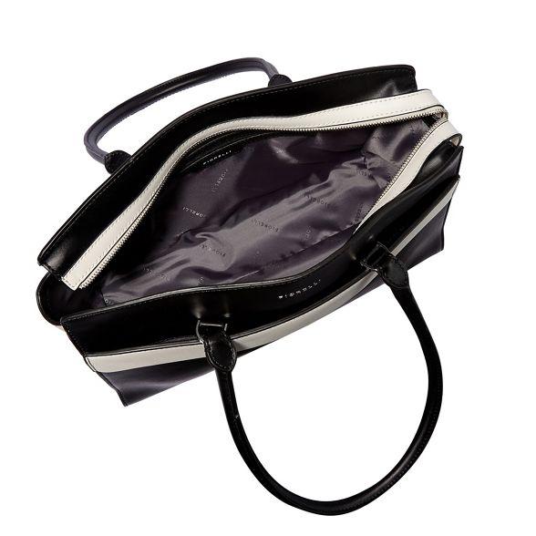 Islington Fiorelli bag Black tote flapover wqHUX5nHxO