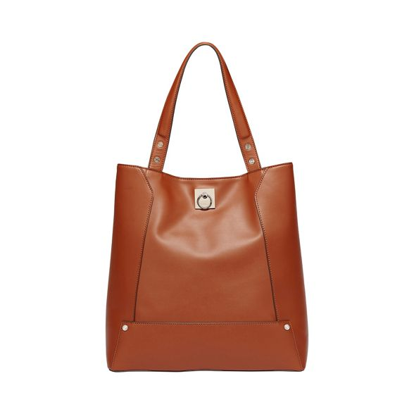 Fiorelli berlin Tan tote large panelled bag Sqg1qY6w