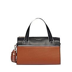 Fiorelli - Tan boxy medium barrel bag