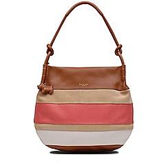 Radley - Tan 'Wren Street' large hobo bag