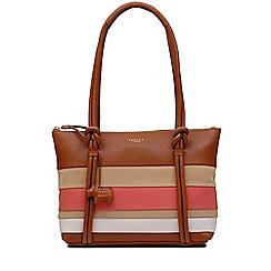 Radley - Tan 'Wren Street' medium tote bag