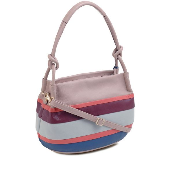 scoop leather Light 'Wren bag multiway Radley Street' grey medium qBgWw46
