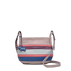 Radley - Small leather 'Wren Street' cross body bag
