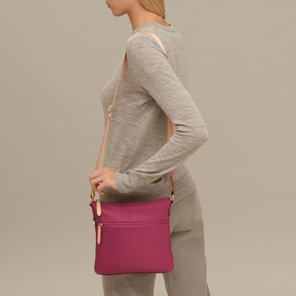 Small Radley body cross 'Pocket bag pink Essentials' Tw1xZ