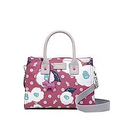 Radley - Medium pink 'Hollyhock' multiway bag