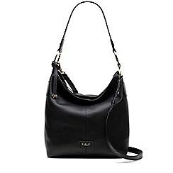 Radley - Large leather 'Southwark Park' scoop multiway bag
