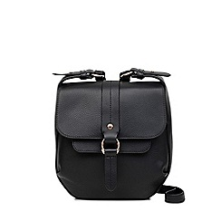 Radley - Small leather 'Trinity Square' cross body bag