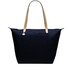 Radley - Large navy 'Pocket Essentials' tote bag