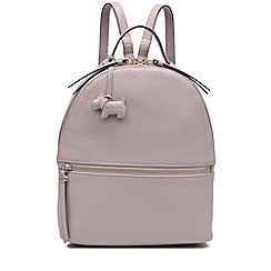 Radley - Medium leather 'Fountain Road' backpack